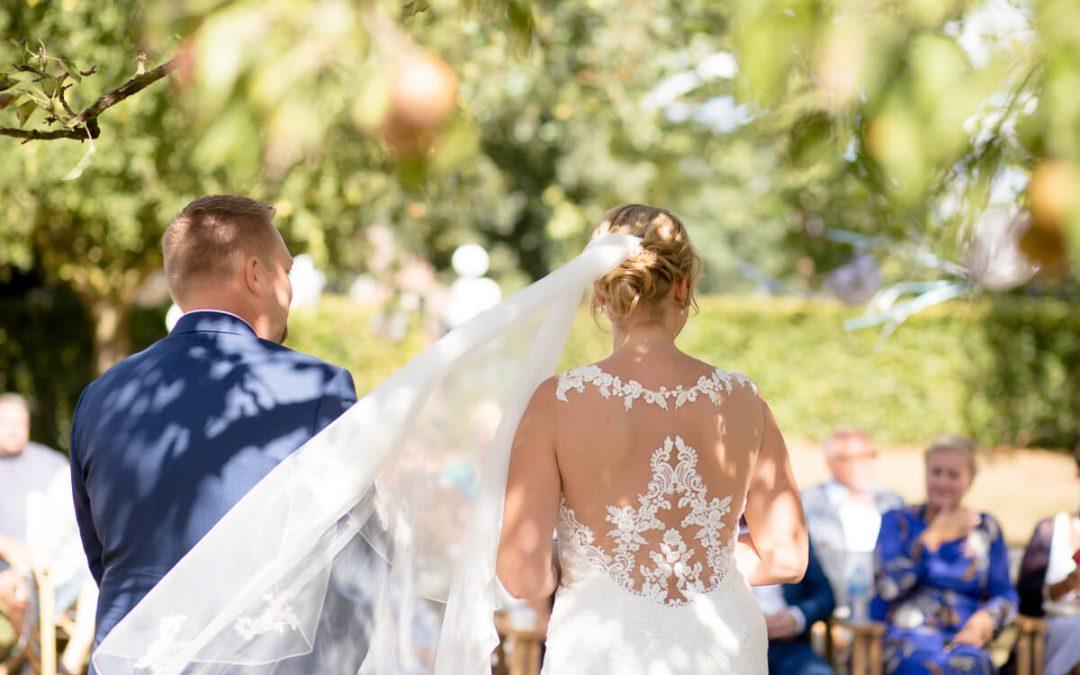 Bruidsfotografie Hoevelaken – Jesper en Kim