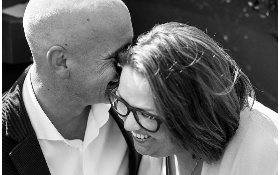 Eenvoudig trouwen bij stadskantoor in Utrecht – Marko en Miranda