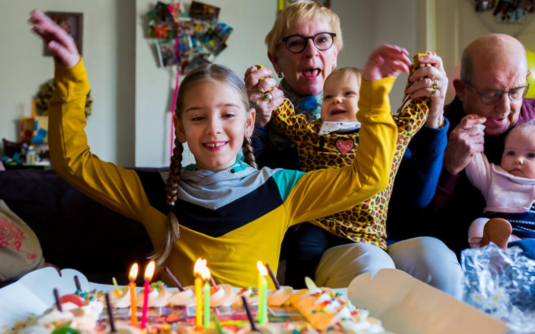 Kinderverjaardag in Benschop – Dewi