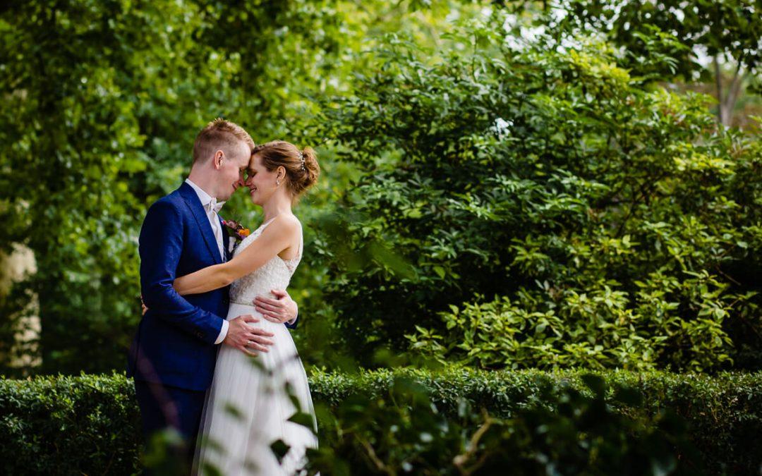 Bruiloft muziektent in Schoonhoven – Niels en Minke